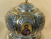 Λειψανοθήκη Ασημένια